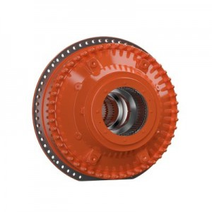Motor de Piston Radial Hagglunds CBM